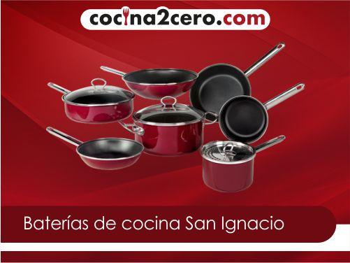 Las mejores baterías de cocina San Ignacio del 2021