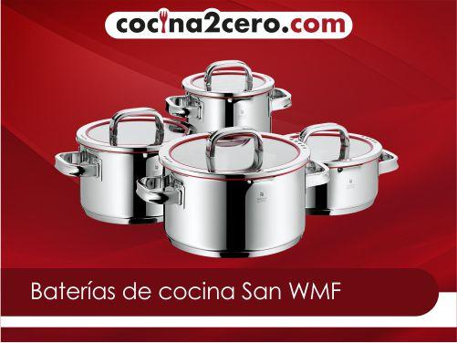 Las mejores baterías de cocina WMF del 2021
