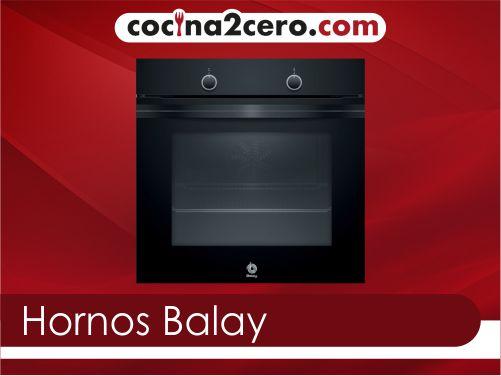 Los mejores hornos Balay de 2021