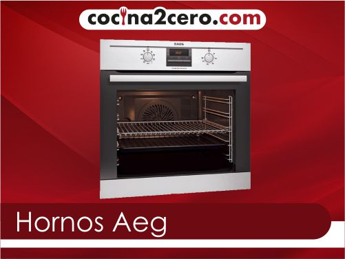 Los mejores hornos AEG de 2021