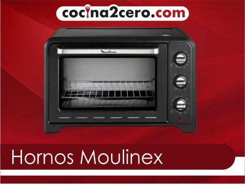 Los mejores hornos Moulinex de 2021