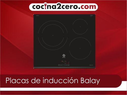 Las mejores placas de inducción Balay del 2021