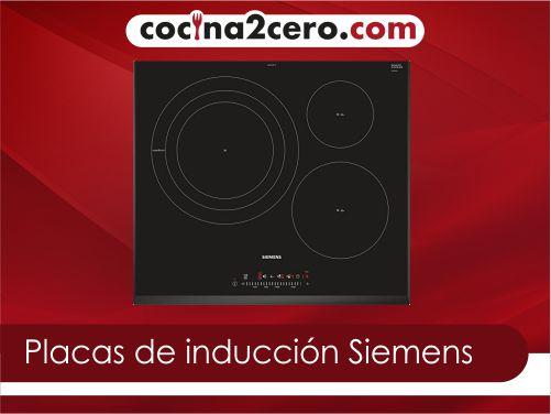 Las mejores placas de inducción Siemens del 2021