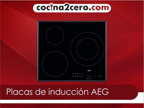 Las mejores placas de inducción AEG del 2021