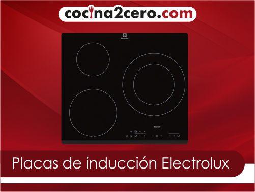 Las mejores placas de inducción Electrolux del 2021