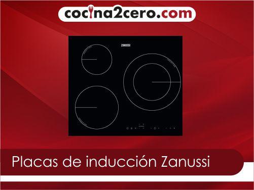 Las mejores placas de inducción Zanussi del 2021