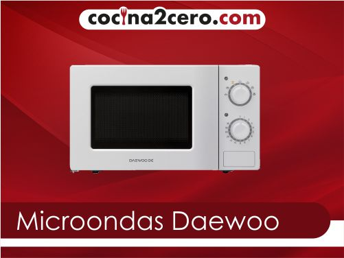 Los mejores microondas Daewoo del 2021