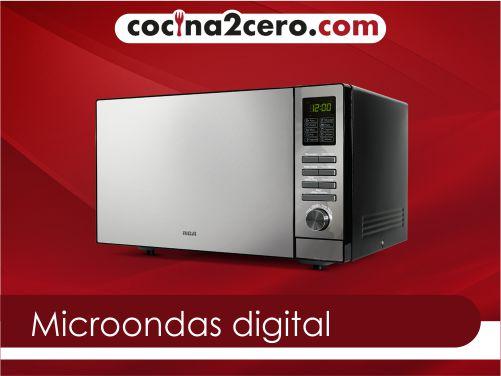 Los mejores microondas digitales del 2021