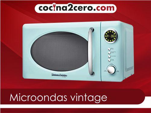 Los mejores microondas vintage del 2021