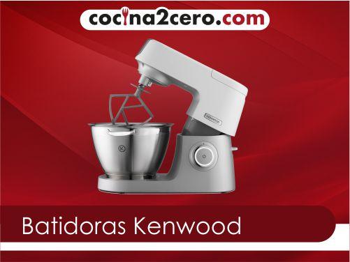 Las mejores batidoras Kenwood de 2021