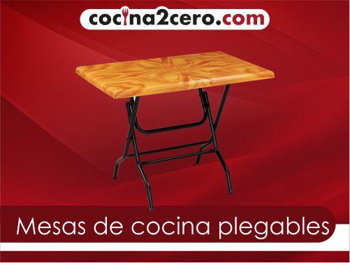 Las mejores mesas de cocina plegables de 2021