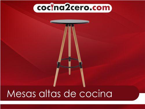 Las mejores mesas altas de cocina del 2021