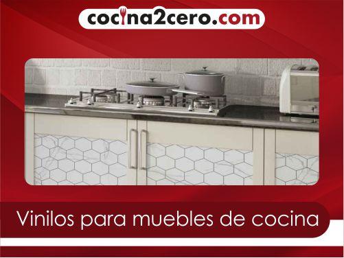 Los mejores vinilos para muebles de cocina de 2021